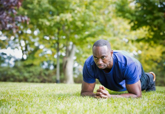 Strengthen Your Core, for Athletic Power and More
